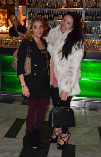 Magdalena Divina & Jackie Ferm