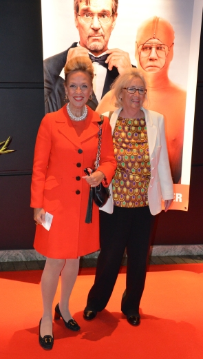 Gaby Borglund med sällskap