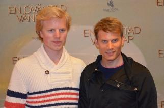 Gustaf Kolbe & Anders Östman
