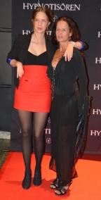 Malin Berghagen med dotter Linn Nilsson