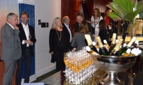 Gästerna hälsas välkomna