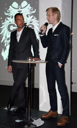 Daniel Lindström & Jens Stenberg