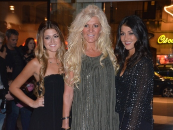 Maria, Sara och Hanna Montazami