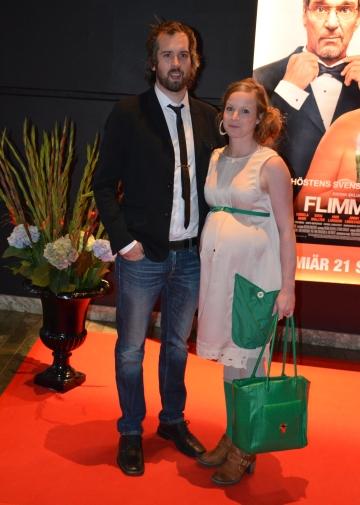 Patrik Eklund & Helena Eklund