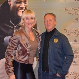 Angela Monroe & Stefan Backes