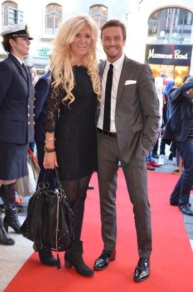 Maria Montazami & Johan Pråmell