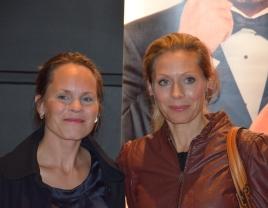 Eva Röse med sällskap