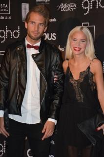Erik Forsgren & Victoria Törnegren