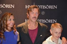 Mikael Persbrandt med Sanna Lundell & Oscar Pettersson