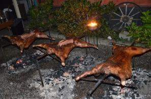 grillade lamm