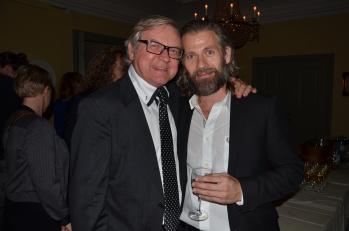 Leif Schulman & Daniel Lindroth i djupa samtal