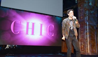 Darin på Chic galan 2012