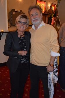 Bengt Frithiofsson med fru