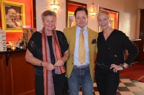 Katharina Berglund, Mikael Aringsjö, Marianne Djudic