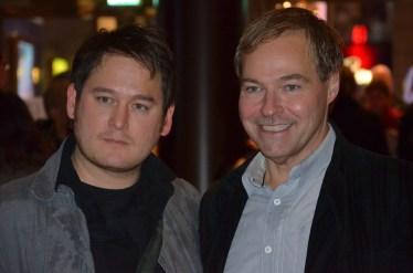 Jan Göransson med sällskap
