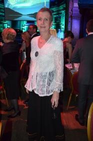 Norges ambassadör Anne K. Lund