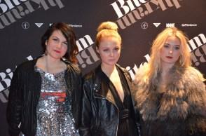 Linda Molin, Fanny Ketter & Mathilda von Essen