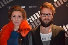 Andreas Öhman med sällskap