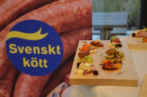 Prov charkuterier - Svenskt kött