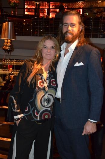 Lulu Carter med Carl Robert Björkander