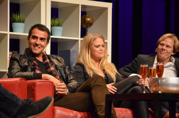 TV-soffan med bl.a Rafael Edholm