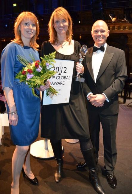 2012 Trip Global award till Skansen