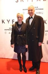 Lars Leijonborg med sällskap