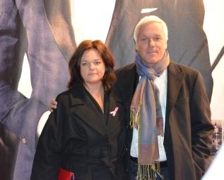 Kjell Sundvall med fru