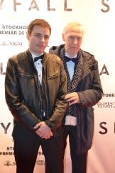 Martin Hedman & Waldemar Bergendahl