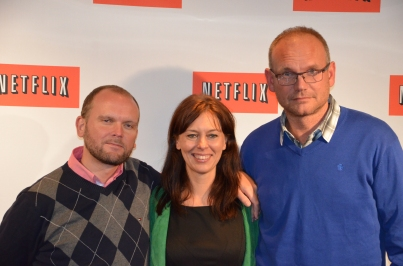 Marcus Palm, Mia Jorpes & Anders S Nilsson