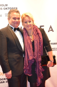 Patrik Kronegård & Hillevi Engström