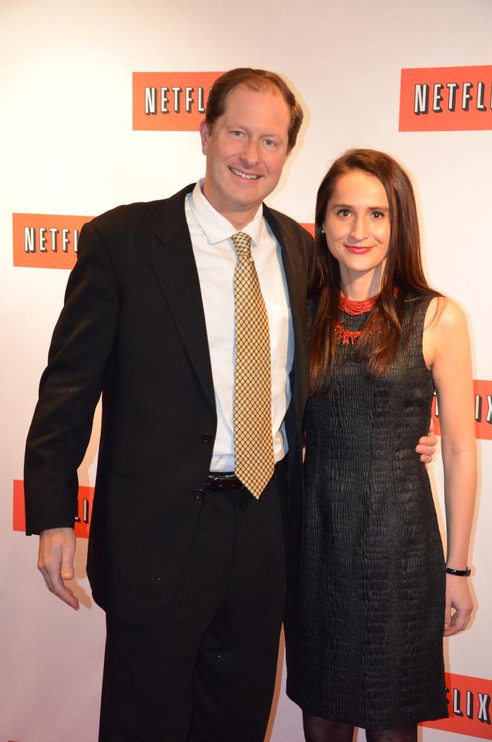USA:s ambassadör i Sverige, Mark F. Brzezinski & Natalia Brzezinski