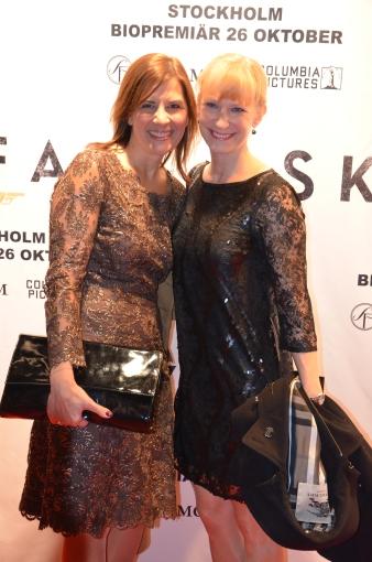 Karin Brinck & Kristina Alvendal