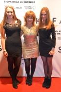 Bella Bergqvist, Malou von Sivers & Julia von Sivers