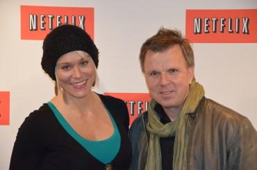 Angela Monroe & Richard Herrey