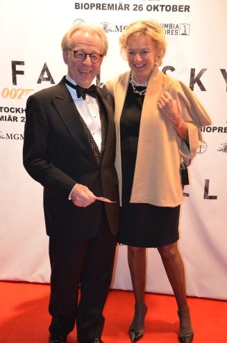 Hans-Jacob Bonnier & Mimmi Bonnier
