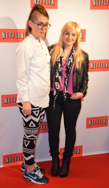 Mergime Murati & Elli Flemström