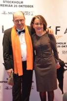 Jan Scherman med fru