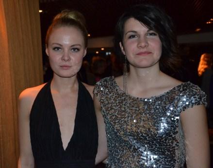 Linda Molin & Fanny Ketter