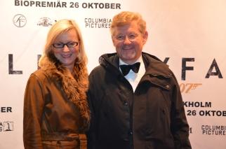 Jacob Wallenberg & Annika Levin