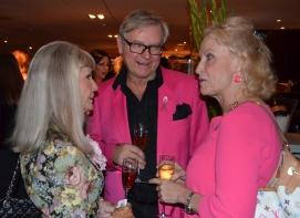 Ann & Leif Schulman med Eva Rusz