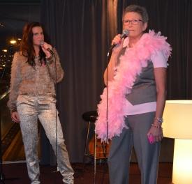 Anna Benson & Katarina Hultling