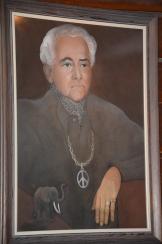 Stig Järrel's porträtt