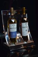 Macallan whiskey 12 el.18 år gammal