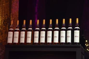 Macallan årgångswhiskey