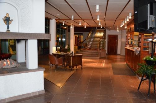 Hotell receptionen