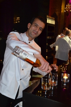 Macallan whiskey time