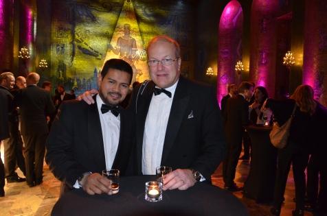 Walter Carvajal & Peter Lulle Johansson