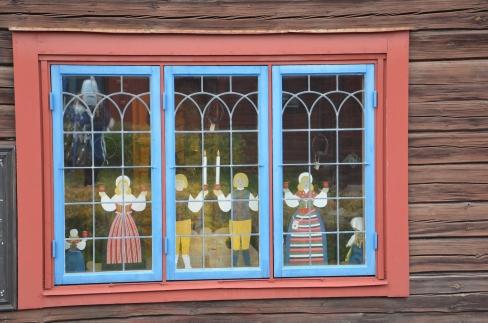 Tällberg fönster