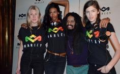 Eddy, Afnan Maaz, Rohan Marley & Jessica Peel